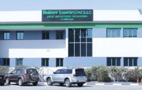 Office of Balmer Lawrie (UAE) LLC (BLUAE)
