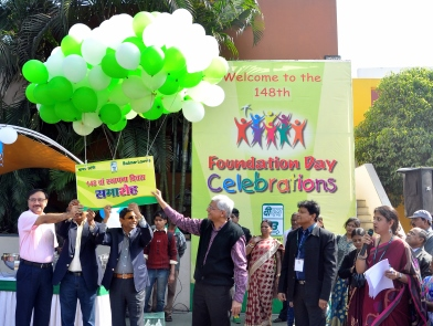 Balmer Lawrie celebrates 148th Foundation Day