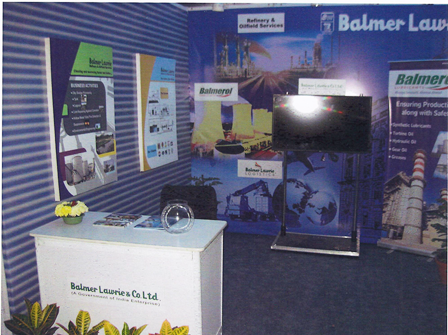 BL at NTPC Exhibition