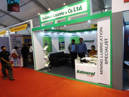 Greases and Lubricants participates in IME 2014