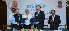 An MOU was signed between Balmer Lawrie and IIM Calcutta Innovation Park