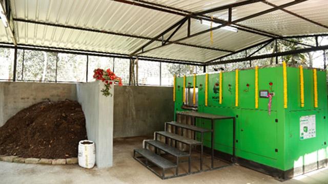 The Composting Unit
