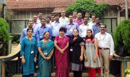 Participants of Internal Training
