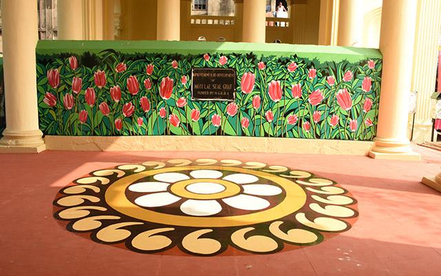 Motiseal Ghat Kahon Project