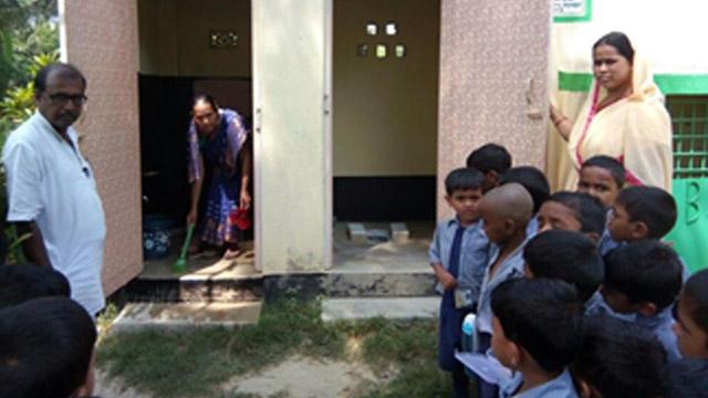 Swachh Bharat Toilets